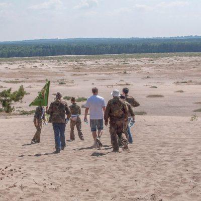 komandosi na pustyni