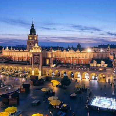 Kraków Rynek