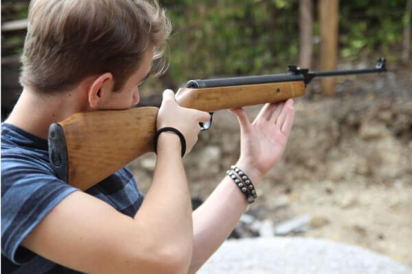 strzelnica do celu