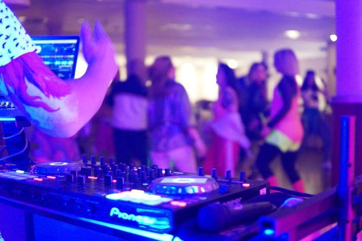 DJ zabawa taneczna